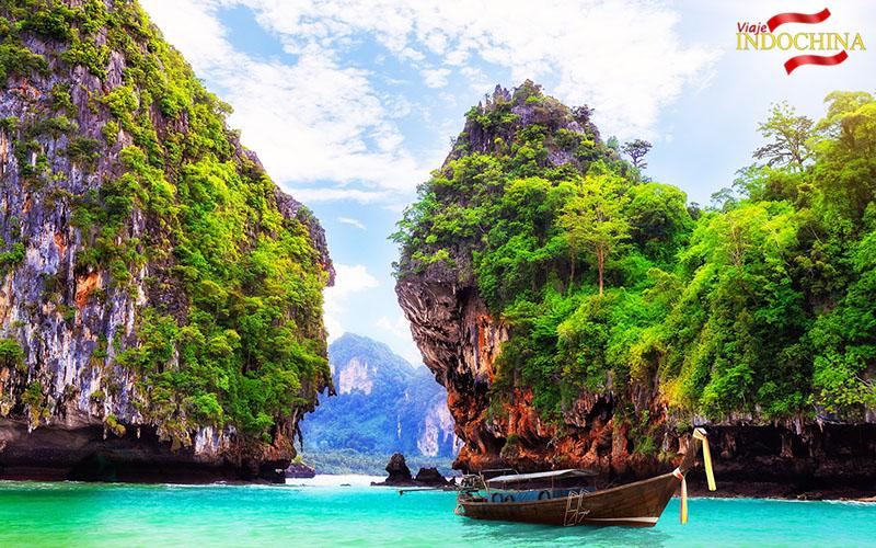 10 lugares para hacer el viajes a Tailandia