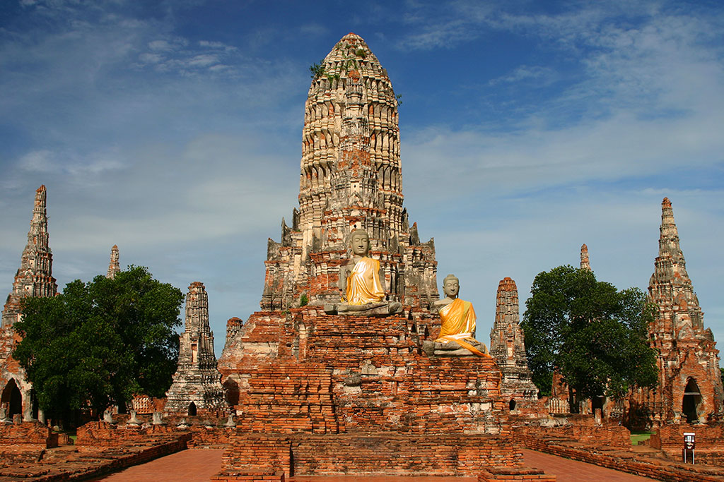 Ayutthaya_Viajes Tailandia