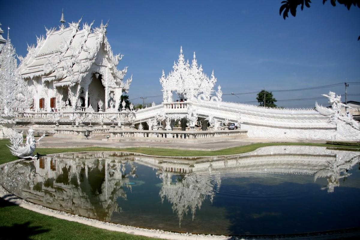 Chieng Rai - White Temple