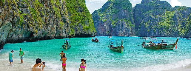 PHI-PHI-LA-PLAYA-TAILANDIA