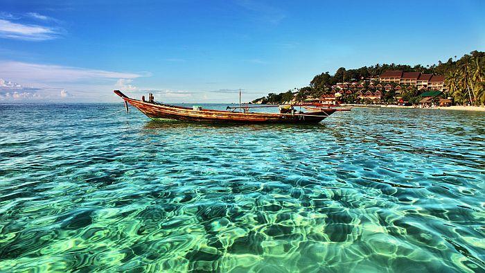 Koh Phangan-Taiandia