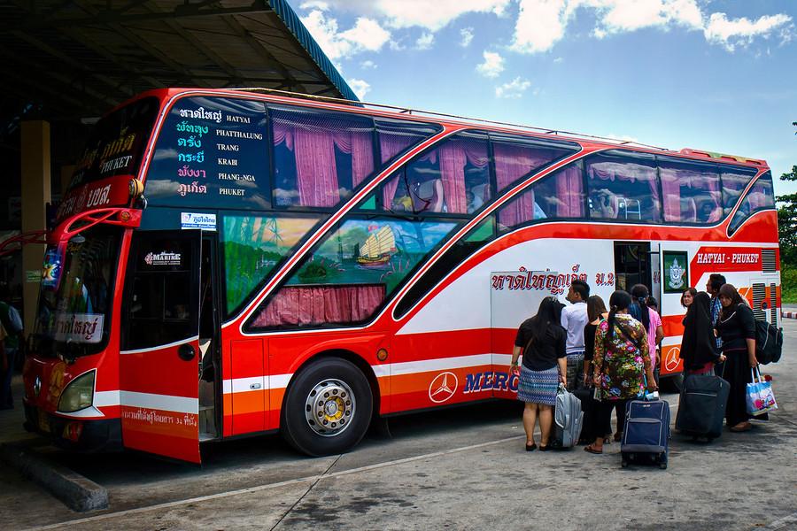 Autobuses -Tailandia