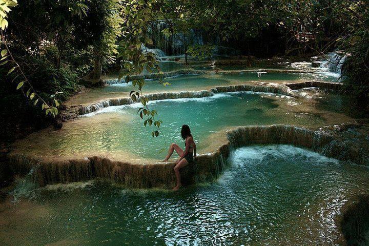 Cascadas de Erawan, Viajes Tailandia