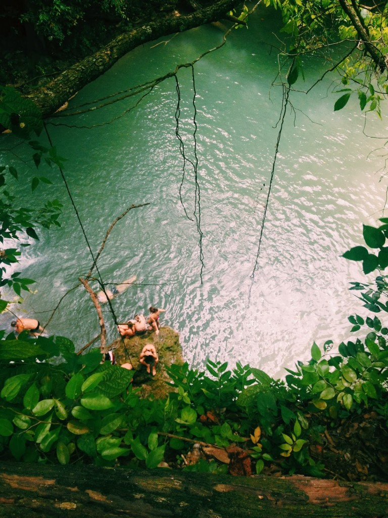 Erawan Cascade, Rutas Tailandia
