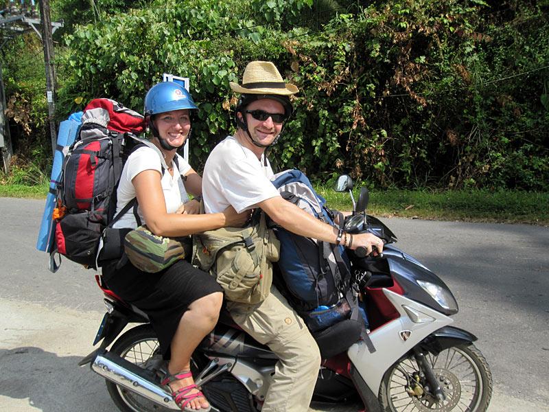 Motocicleta - Tailandia
